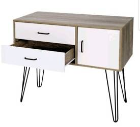 Brand new retro style sideboard