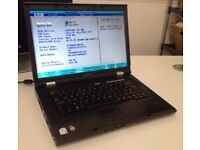 Lenovo 3000 N100 (Intel Core Duo T2350 1.66 GHz, 1GB DDR2 RAM, NO CHARGER, NO HDD)