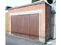 Double door Garage/Storage for rent.