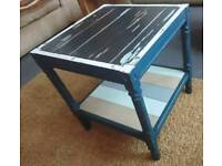 Upcycled Coffee Table Solid Wood