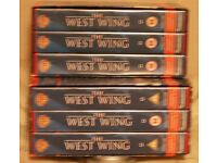 West Wing Seasons 1 and 2 44 episodes