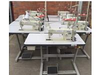 Brother flat bed Induatrial sewing Machine DB2-B755 Mark III