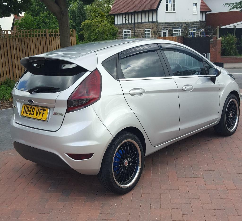 ford fiesta 1 4 tdci in dodworth south yorkshire gumtree. Black Bedroom Furniture Sets. Home Design Ideas
