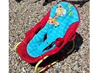 Hauck Baby Rocker, suitable from birth