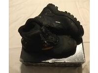 Trojan Minotaur S3 Safety Boot, Black, BNWT, Size 9.