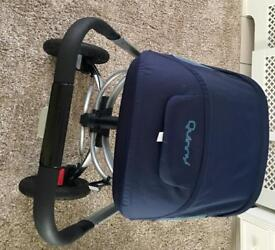 Quinny Buzz + XL Seat, extra seat unit, accessories