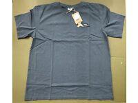 Mens Weird Fish Dark Grey T-Shirt Size L BNWT