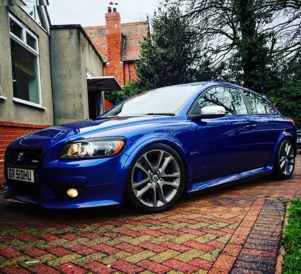 Volvo C30 R Design 1.8 Blue T5 Exhaust Lowered not Golf A3 Audi BMW | in Wolverhampton, West ...