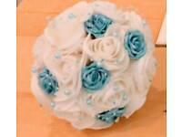 Bride brides bouquet