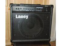 Laney HC50B bass guitar amplifier