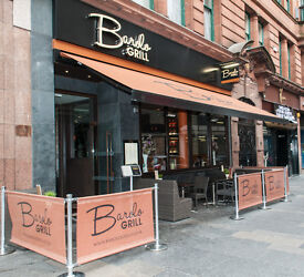 Waiting staff required to join the team at Barolo Grill