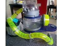 Space Hamster cage exc condition