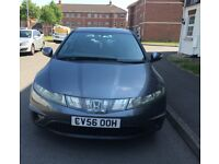 Honda civic diesel 5dr manual drives great & comes with service history