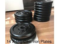Cast Iron Weighs