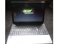 I7 quadcore pc desktop tower with monitor and acer I5 Laptop Smethwick