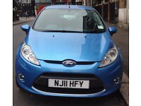 FORD FIESTA 2011 - 1 YEAR MOT + 1 PREVIOUS OWNER + LOW MILEAGE