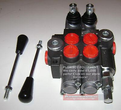 Hydraulic Monoblock Spool Valve For Compact Tractor Shibaura Yanmar Mahindra Tym