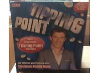 Tipping Point the Electronic Family Game. Brand new.