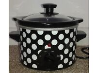 Slow Cooker - 1.4 Litre (Brand-new)