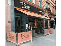 Sous Chef required to join the team at Barolo Grill