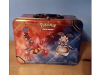 Pokemon Tin   Official merchandise. Delivery available!