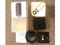Apple TV 3rd Generation Boxed