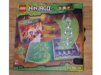 Lego Ninjago Organiser Carry Case Complete With Original Packaging As New Condition