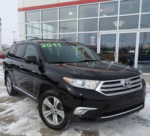 2011 Toyota Highlander - $1000 CASH BACK IF PURCHASED BEFORE 5PM
