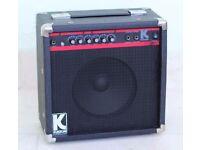 Kustom KLA20 20W guitar amplifier