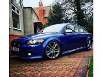 Volvo C30 R Design SE SPORT 1.8 Petrol FSH Blue Lowered T5 Exhaust *Not Golf Audi A3 BMW Focus*