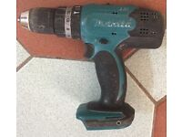 Makita Combi drill, 18V , Bare unit, fully working. Bargain