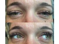 Models needed for individual eyelash extensions