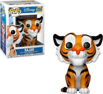 Disney Pop Vinyl: Rajah (Merchandise)