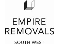 Low cost removals, furniture collection, delivery, clearances, storage, man & van in Devon