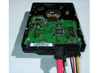 CCTV HARD DRIVE-SATA 500 GIG MIN -FORMATTED 2 DAYS AGO -READY TO FIT-EXCELLENT