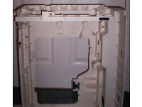 Graphite Hotpoint Aquarius dishwasher FDL570 BASE FRAME