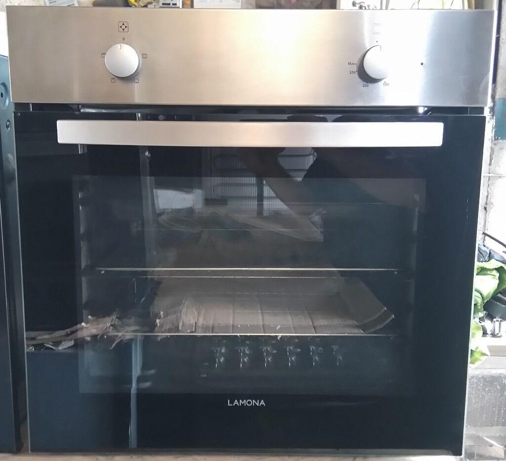 lamona single conventional oven manual