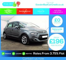 Citroen C4 Picasso 1.6 e-HDi Exclusive 5dr / finance available