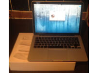 8 month old macbook pro with apple store warranty recepit box