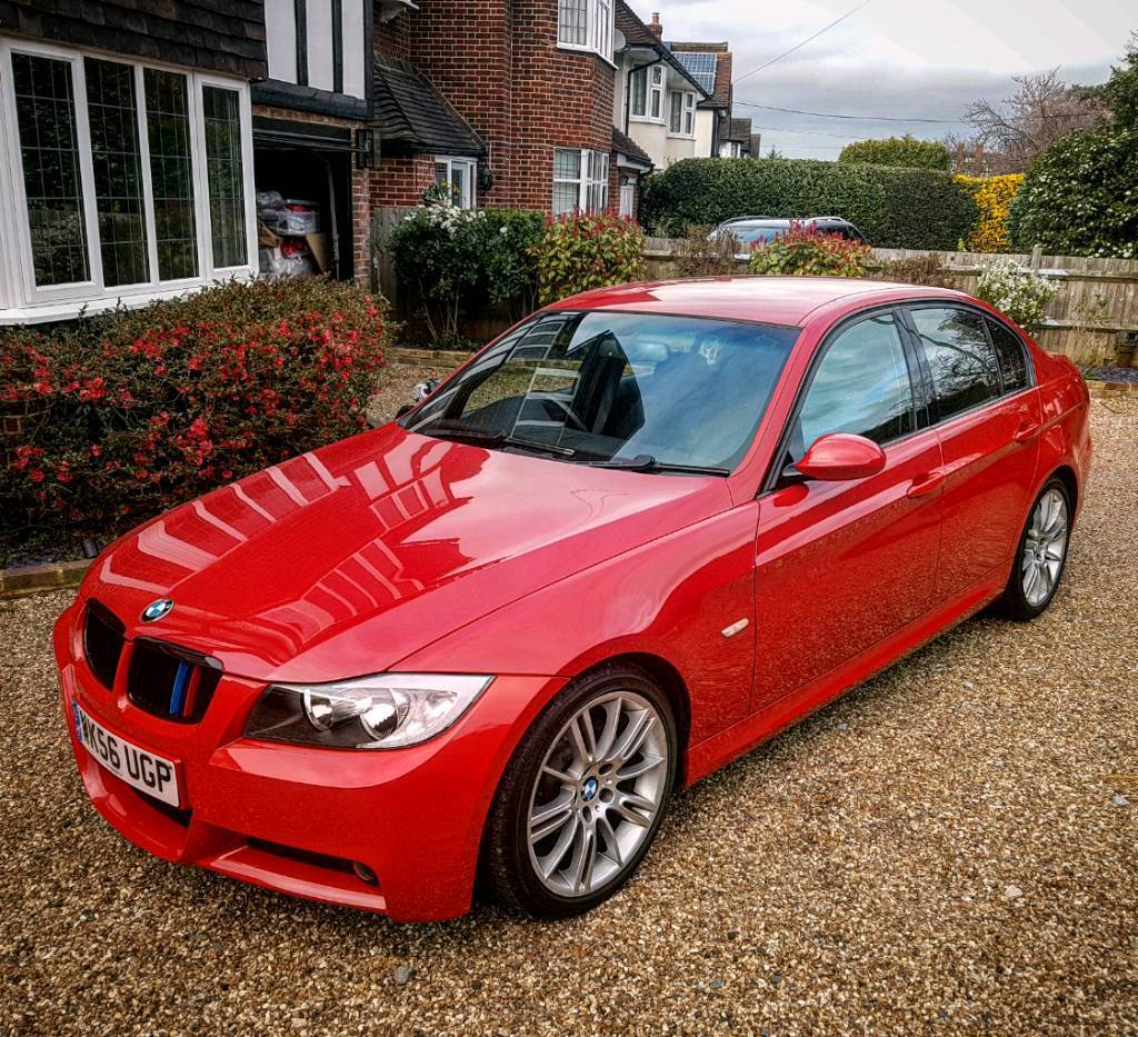 bmw 320d m sport 67k miles not 325d 330d 320i 330i 335d. Black Bedroom Furniture Sets. Home Design Ideas