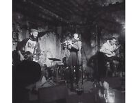 Percussionist/ melody instrument wanted for open mic folk band