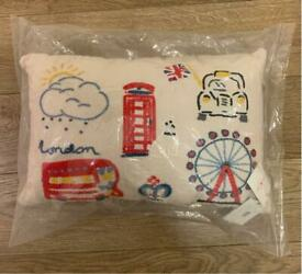 CATH KIDSTON EMBROIDERED CUSHION