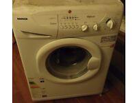 Hoover Nextra washing machine 6kg load 1600 spin