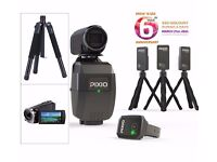 move n see pixio PACK ready to film 450