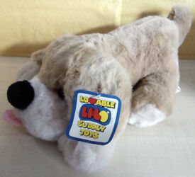 "17"" Loveable Li-Lo Cuddly Toy Dog"