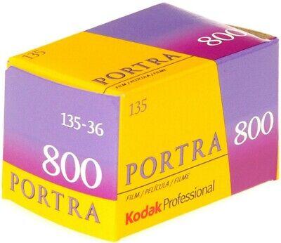 Kodak Professional Portra 800 Film 135-36 Colour Print Film