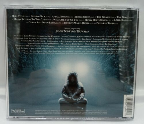 Dreamcatcher Original Motion Picture Soundtrack By James Howard Tested Working - $17.99