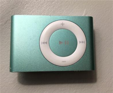 iPod Shuffle Second Generation (Green)