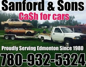 We can pay $250 for your complete junker