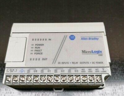 Allen Bradley Micro Logix 1000 PLC 1761-L10BWB Rockwell